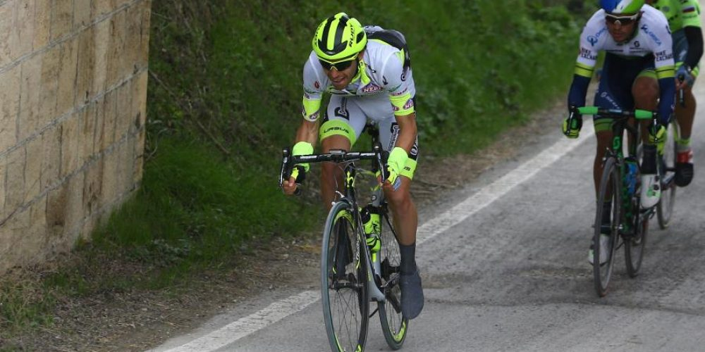 MATTEO BUSATO CLAIMS A TOP 5 AT GIRO DELL'APPENNINO