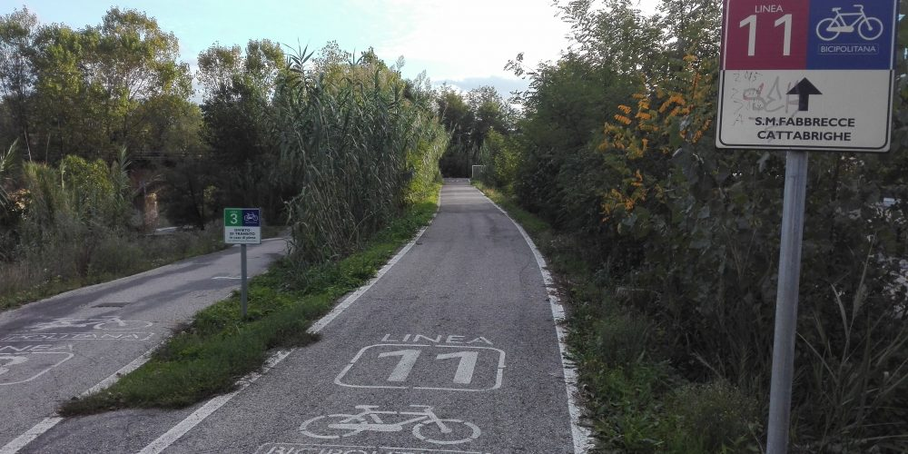 Bicipolitana di Pesaro