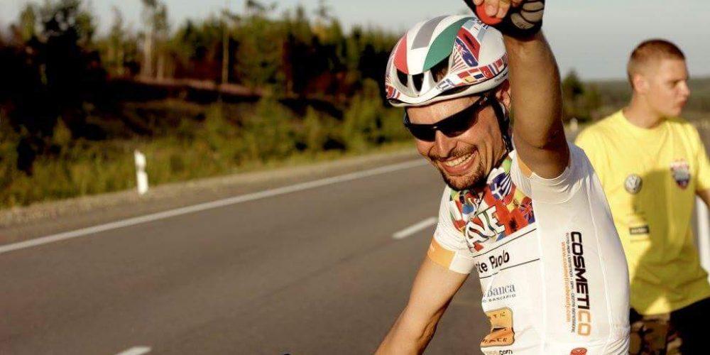 Monte Carlo – San Marino: Paolo Aste intenta el nuevo récord!
