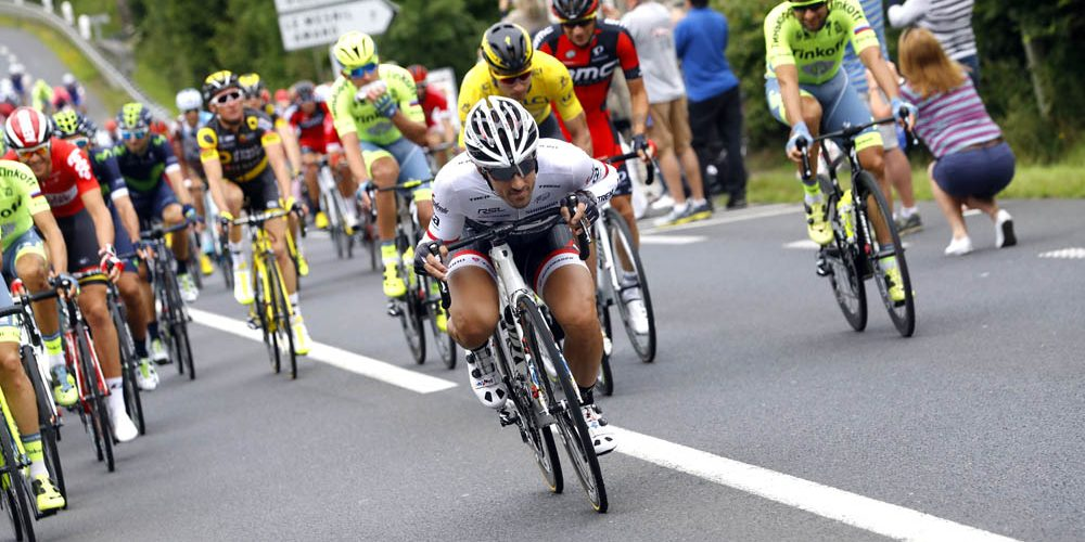 Tour de France: Theuns sprints to 5th in stage 3