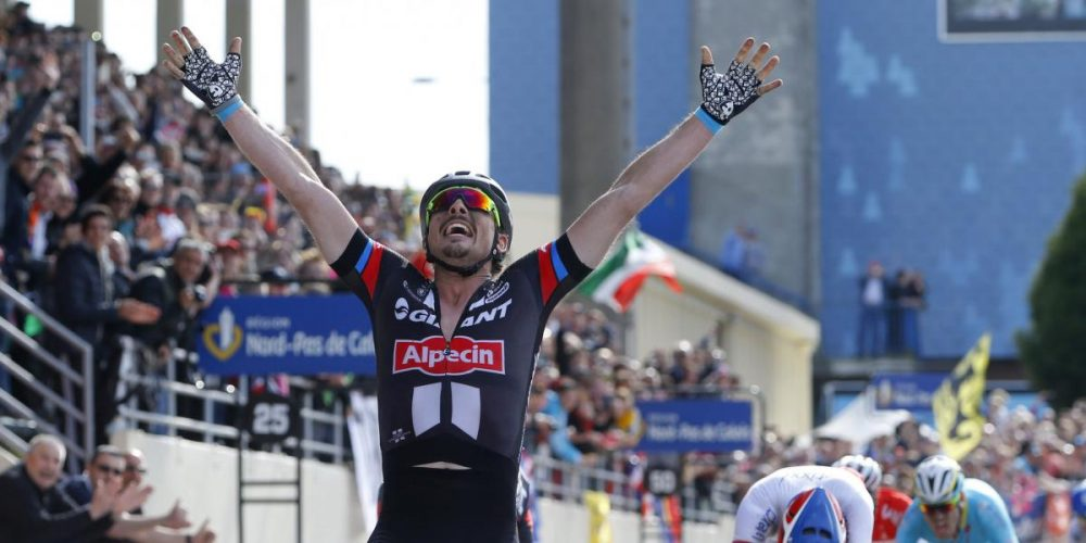 John Degenkolb and Koen De Kort to join Trek-Segafredo in 2017