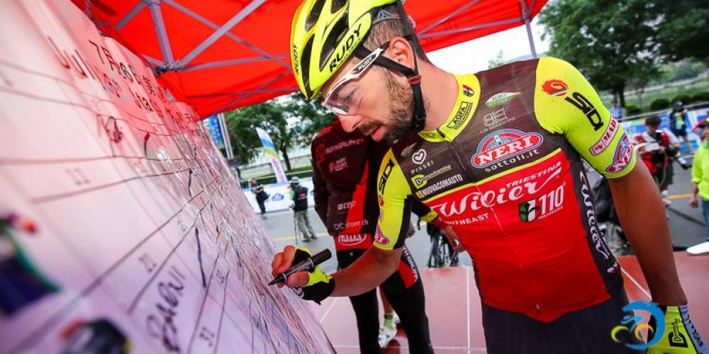 TOUR OF HAINAN: GIUSEPPE FONZI IN THE TOP 10 OF THE QUEEN STAGE
