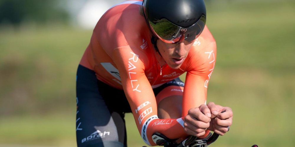 Tom Zirbel Takes Aim at Hour Record