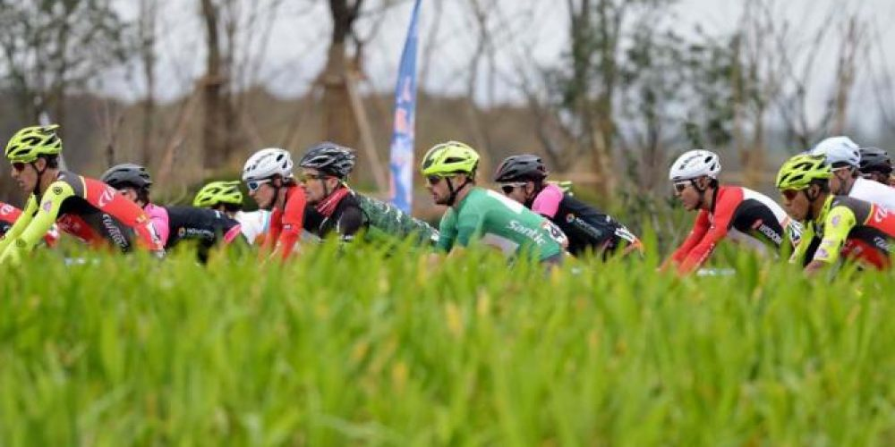 TOUR OF TAIHU LAKE: MARECZKO COMES 2ND IN THE 4TH STAGE