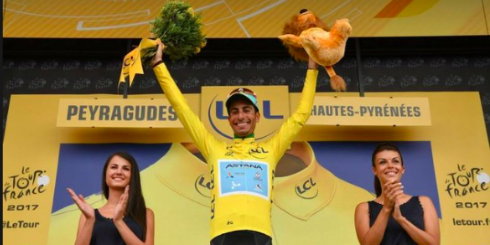 #TOURDEFRANCE: the reasons why Aru could win…