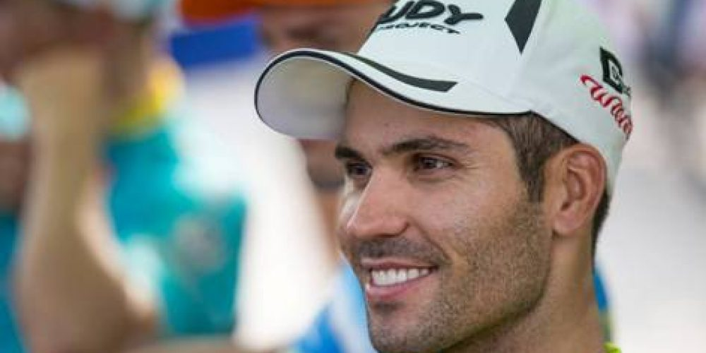 TOUR OF HAINAN: RAFAEL ANDRIATO IS 6TH IN THE FOURTH STAGE