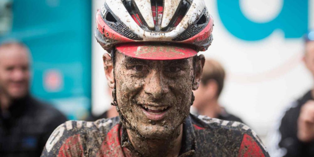 Indergand Confirms Good Shape with Third Place at Swiss Bike Cup