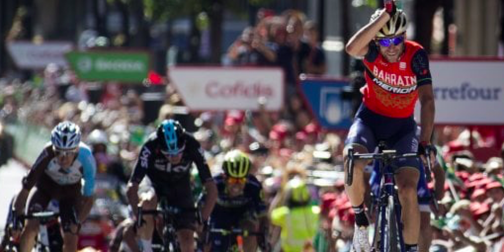 NIBALI SUFFERS AND COME BACK!