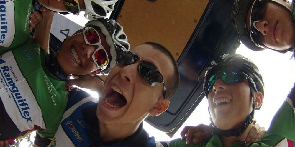 Jóvenes Ciclistas para el Mundo