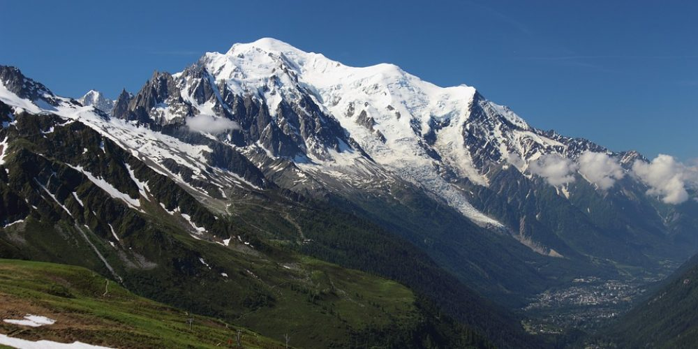 The Mont Blanc like you have never seen before. Discover UtMb