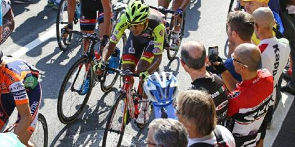 MILANO – TORINO: DANIEL FELIPE MARTINEZ AGAIN IN THE FRONT GROUP