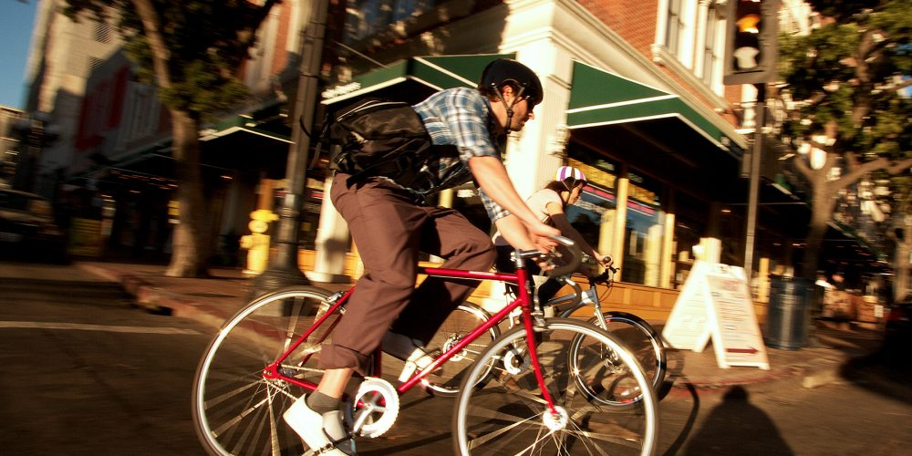 Bicicletas, muchos beneficios!