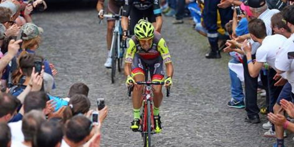 GIRO D'ITALIA: BUSATO AND AMEZQUETA PROTAGONISTS IN PINEROLO