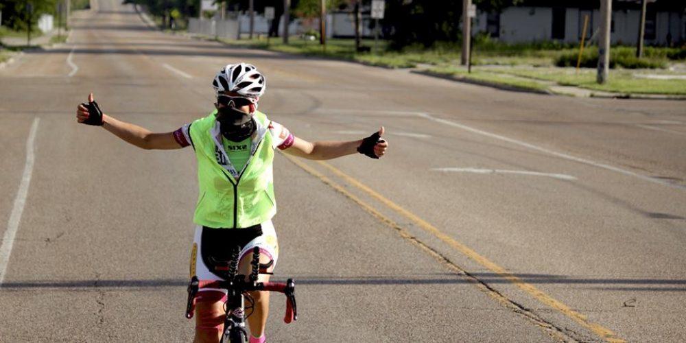 Giro di boa per Paola Gianotti, la metà del viaggio negli Stati Uniti è superata