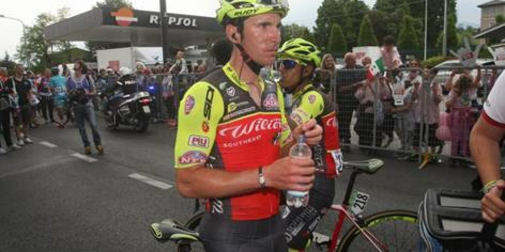 GIRO D'ITALIA: MANUEL BELLETTI IS 13TH IN BIBIONE