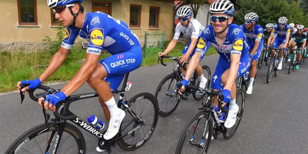 TOUR OF POLAND: UNA TAPPA DI PIANURA PUO' ESSERE PIU' FATICOSA DI UNA VALLONATA
