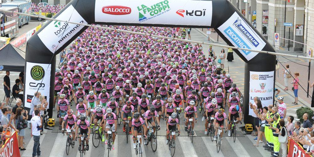 Se terminó la Granfondo Fausto Coppi 2015