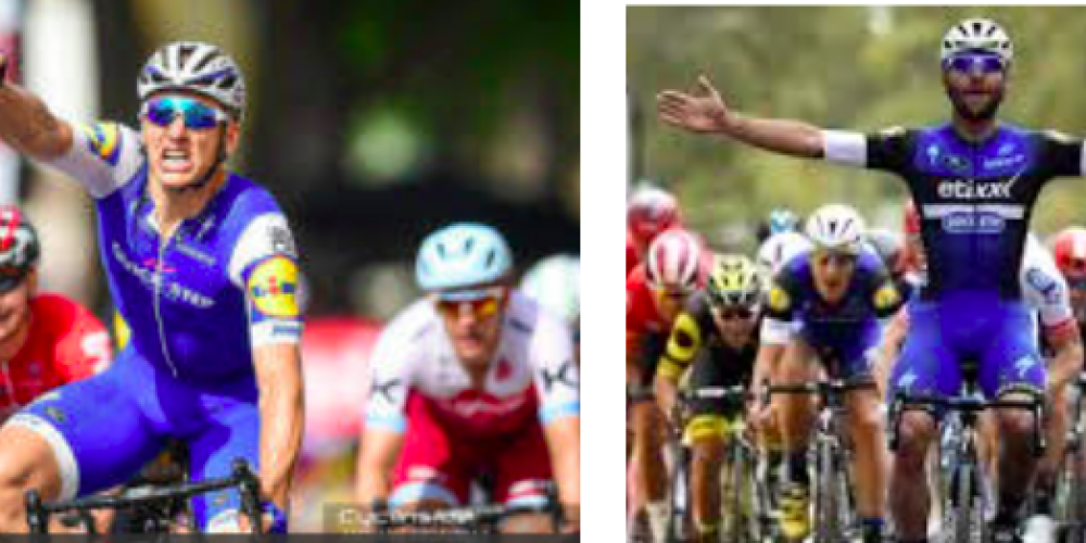 DILEMMA QUICKSTEP: KITTEL O GAVIRIA…?