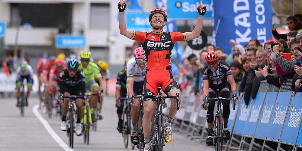 Victory for Samuel Sánchez on Home Soil