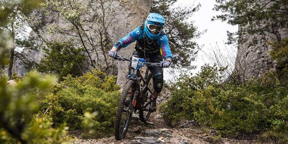 Foratura Priva FBM  di una Possibile Vittoria all' ALL-Mountain Challenge