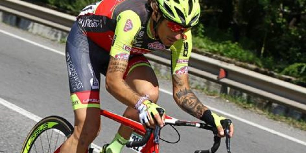 GIRO D'ITALIA: ZHUPA AND POZZATO NEAR TO A DREAM