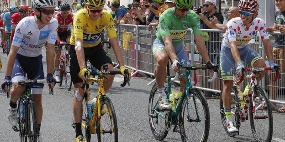Tour de France 2016: Chris Froome completes third race victory