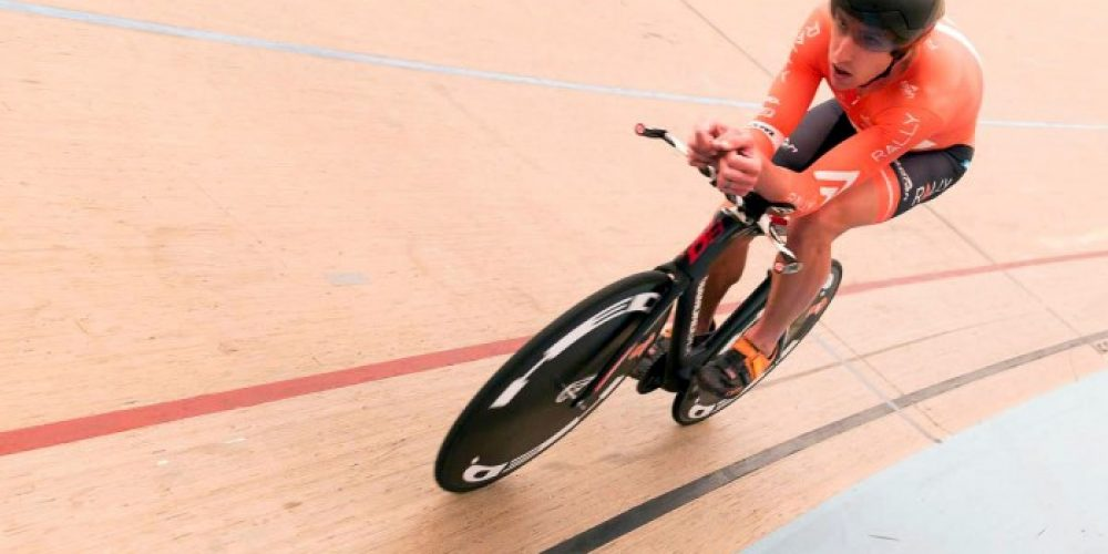 Tom Zirbel Breaks American Hour Record