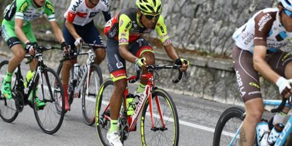 DANIEL MARTINEZ: 135 KMS OF BREAKAWAY IN THE 7TH STAGE
