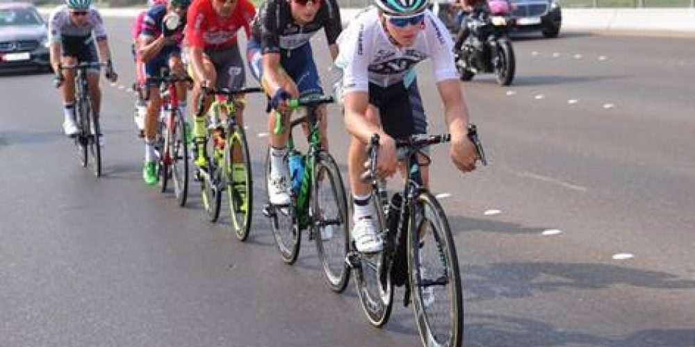 ABU DHABI TOUR: EUGERT ZHUPA AND JAKUB MARECZKO IN THE SPOTLIGHT