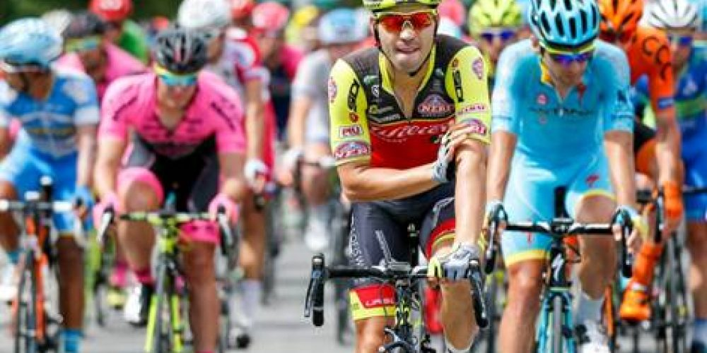 TOUR OF HAINAN: LAST STAGE AND LAST PODIUM FOR RAFAEL ANDRIATO