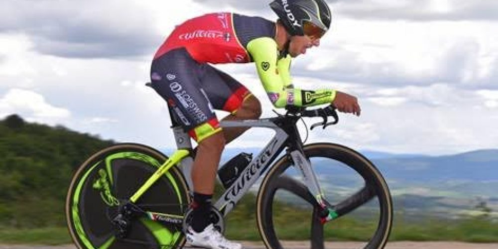 STER ZLM TOER: LIAM BERTAZZO BEST OF OUR RIDERS IN THE OPENING TIME TRIAL