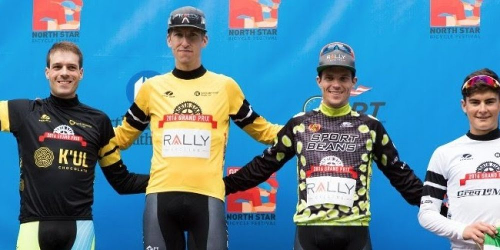 Tom Zirbel vince la gara di apertura del North Star Grand Prix