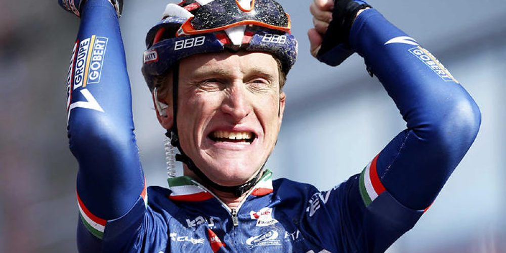 Amstel Gold Race, the same milestone for two Italians!