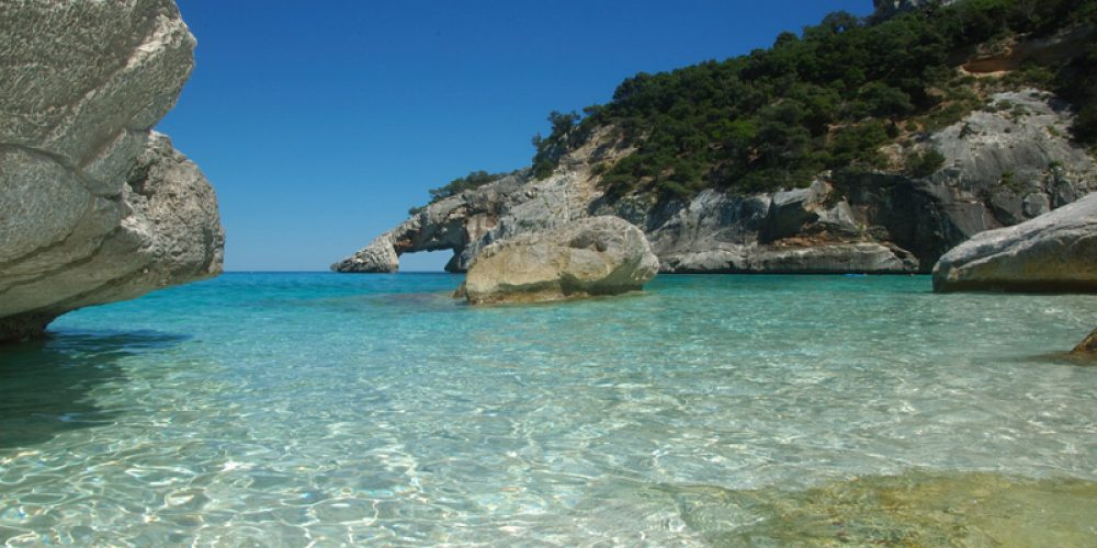 #INGIRO: Is this Alps or Caribbean? Simply Sardinia.