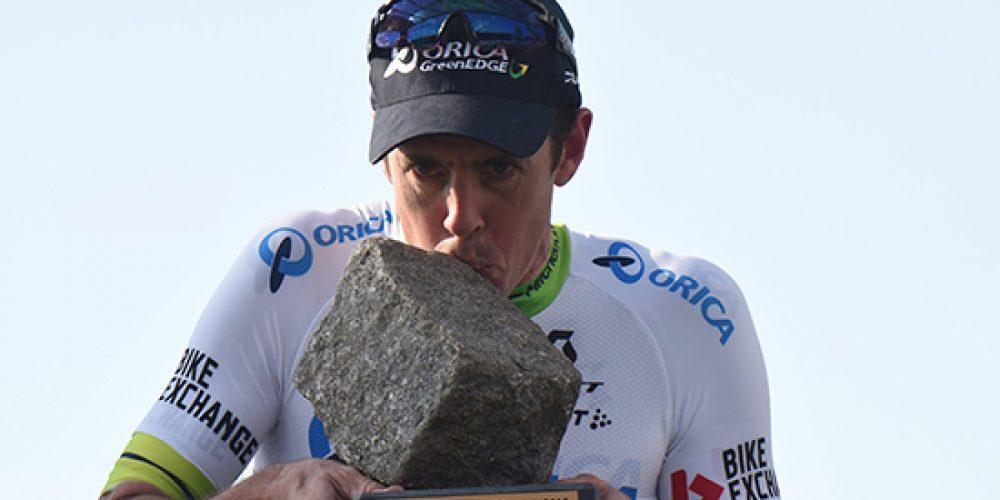 Mathew Hayman wins Paris Roubaix, settles unfinished business