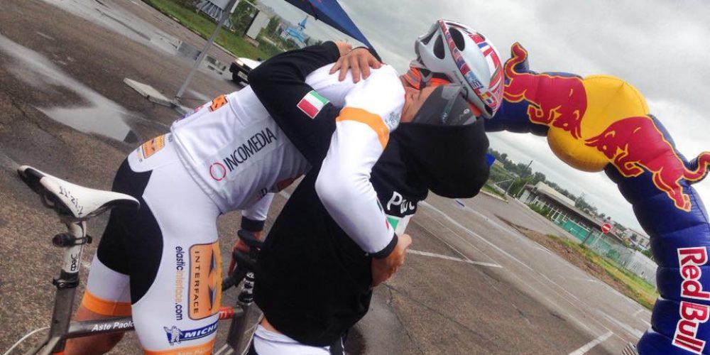 Transiberiana: Paola Gianotti e Paolo Aste hanno vinto la quinta tappa!