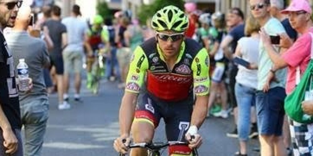 ROUTE DU SUD: TOP 10 FOR MANUEL BELLETTI IN THE 1ST STAGE