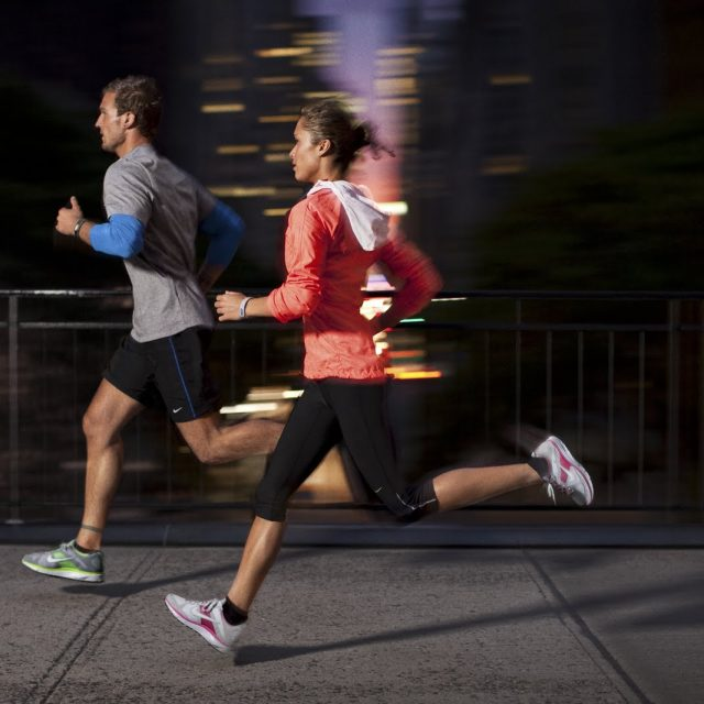 Why running short distances is important