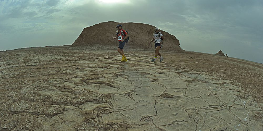END OF SECOND STAGE – BETTER WEATHER, MORE WATER, BEAUTIFUL TRACK