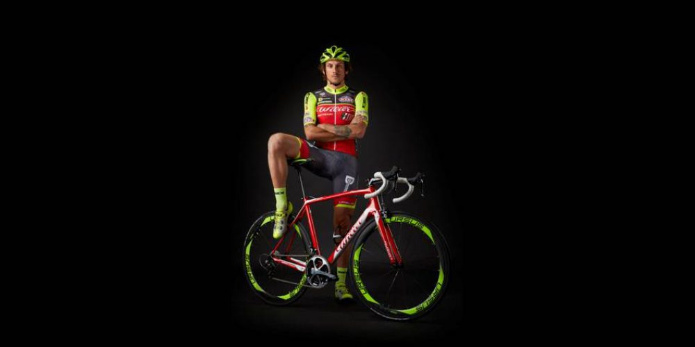 """THE """"ROSSO"""" OF WILIER – TRIESTINA IS BACK IN THE PELOTON"""
