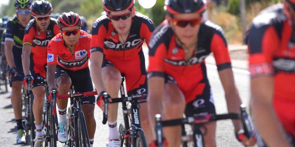 Vuelta a Espana Stage 8: Tough Summit Finish Shakes Up GC