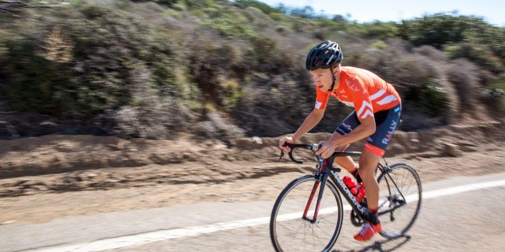 Rob Britton Si Porta Nella Top Ten all'Amgen Tour of California