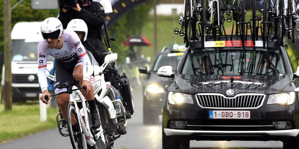 Cancellara wins Tour de Suisse prologue