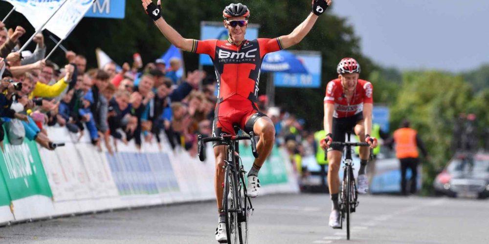 Gilbert vince per la seconda volta la Belgian Road Race Championship.