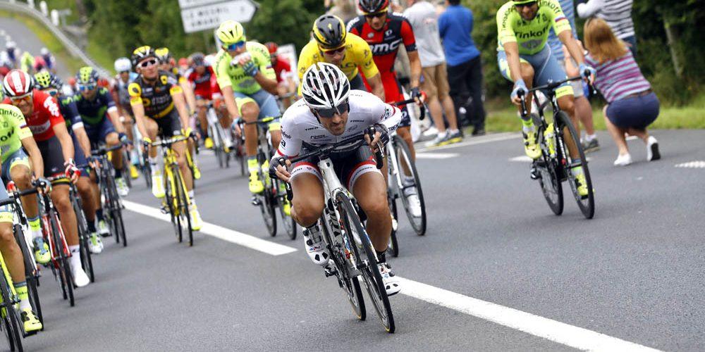 Tour de France: Theuns si aggiudica il quinto posto nella terza tappa